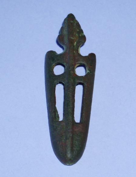 14th C. Dagger Chape