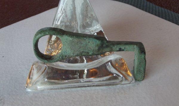 1st/2nd C. Bronze Key