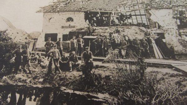 German Soldiers Schoorbakke