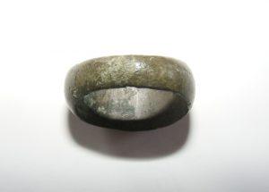 2nd C. Bronze Ring Stylised Hercules