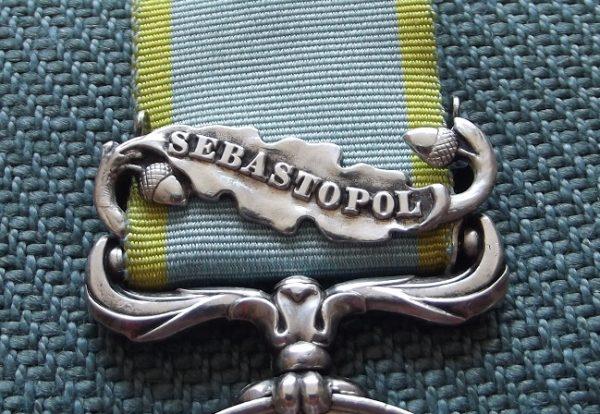 Crimea Sebastopol Royal Art. W.I.A.