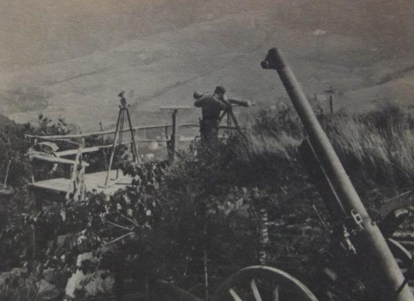 Frontier Wheeled Artillery