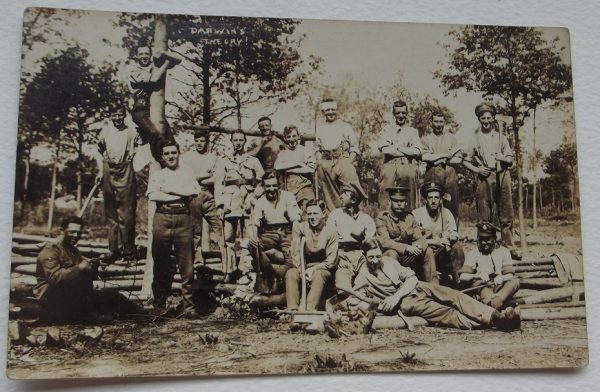 Group of Royal Engineers