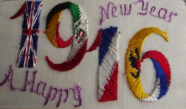 Happy New Year 1916