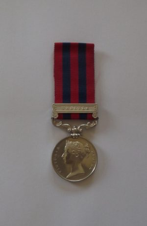 IGS 1854 1 Clasp Umbeyla 71st Regt.