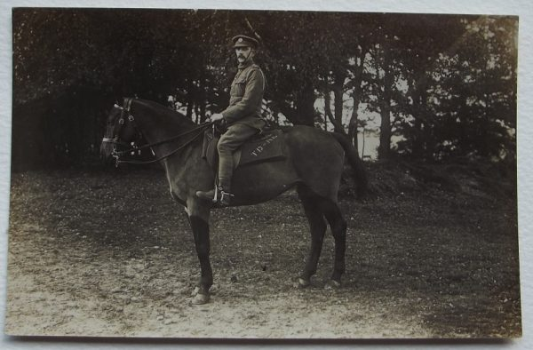 Mounted Soldier Royal Engineers  SOLD