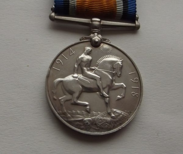 Pte. N. White Royal Scots Fusiliers