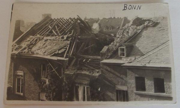 Set of 3 Bonn Bomb Damage