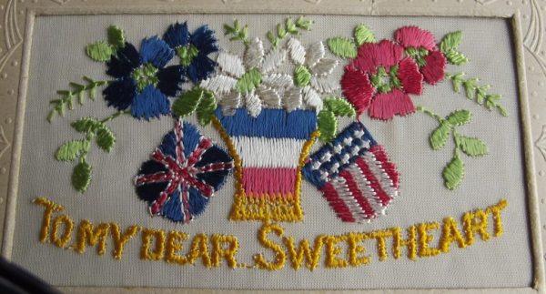 To My Dear Sweetheart