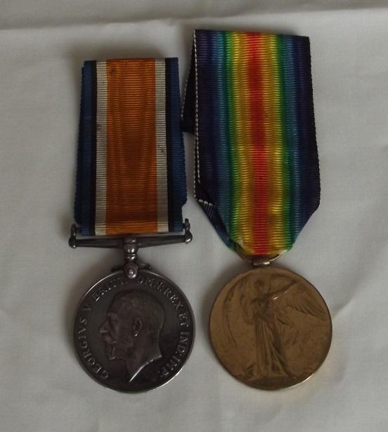 War, Vict. Pr. Lancs. Fusiliers K.I.A.