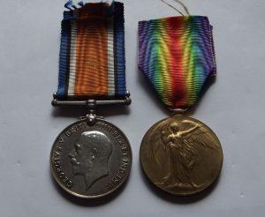 Pte. Neville Royal West Kent K.I.A.