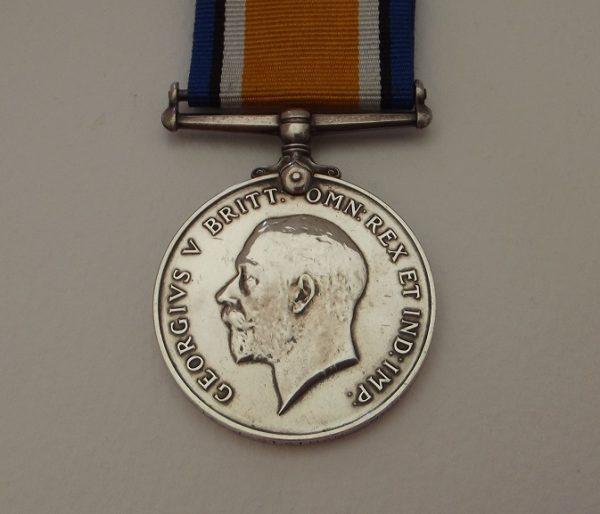 Pte. J. Statham Norfolk Regt. K.I.A.