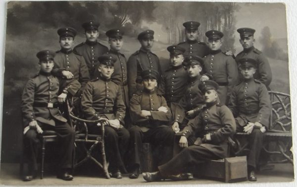 WWI 14 Soldiers Dress Uniform