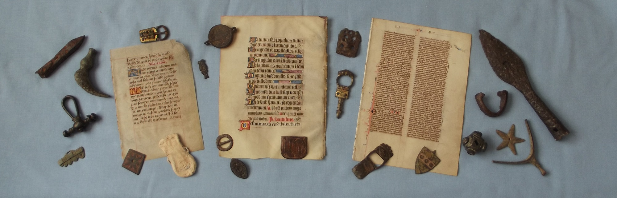 Viking and Medieval Artefacts